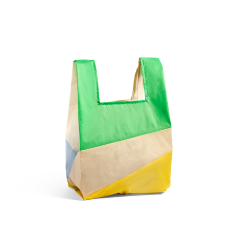 HAY Tas Six-Colour Bag L No3 kunststof textiel 37x71cm