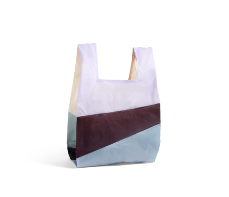 HAY Tas Six-Colour Bag L No2 kunststof textiel 37x71cm