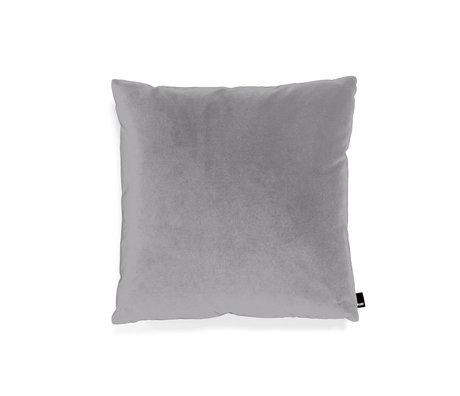HAY Sierkussen Eclectic grijs textiel 50x50cm