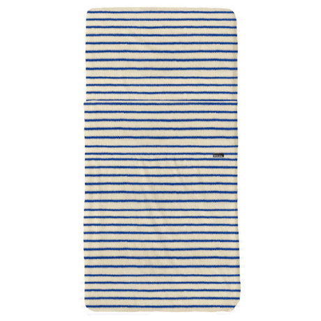 Snurk Beddengoed Bettwäsche Set Breton Bonsoir blau Textil 70x140cm + 120x150cm