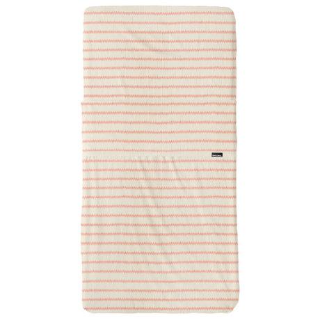 Snurk Beddengoed Beddengoed set Breton Bonsoir roze textiel 60x120cm + 120x150cm