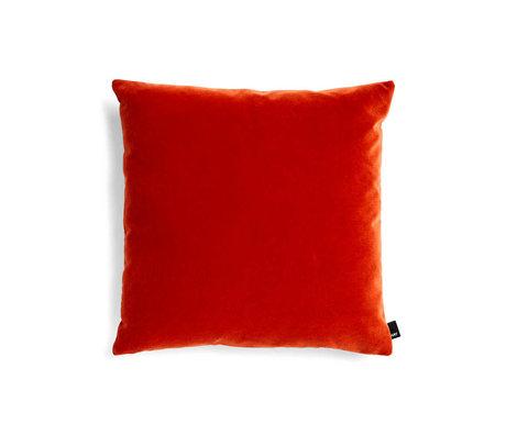 HAY Sierkussen Eclectic rood textiel 50x50cm