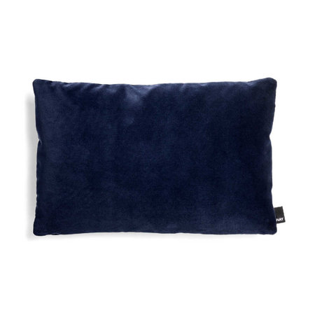 HAY Sierkussen Eclectic donkerblauw textiel 45x30cm