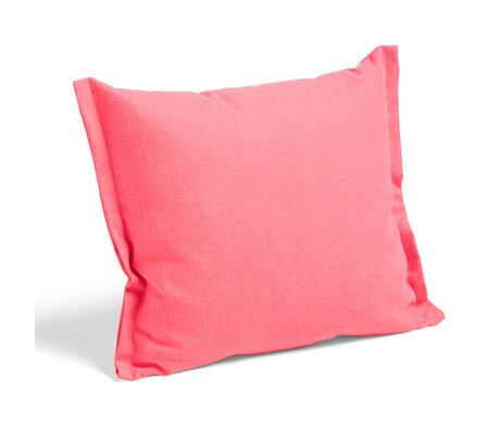 HAY Kissen Plica Tint rosa Textil 60x55cm