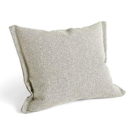 HAY Kussen Plica Sprinkle beige textiel 60x55cm