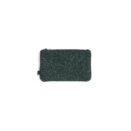 HAY Portemonnee Zip M groen textiel 22,5x14cm