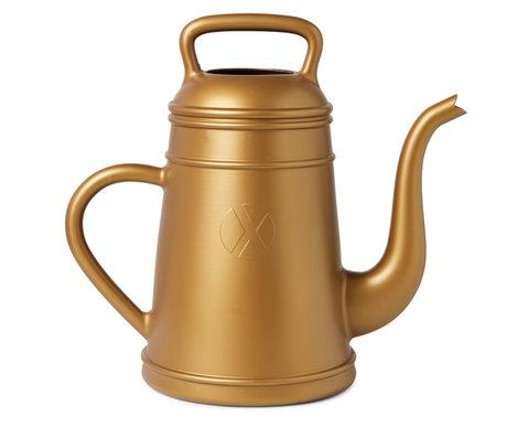 Xala Gieter Lungo goud kunststof ø39.5×22x36.5cm 8L