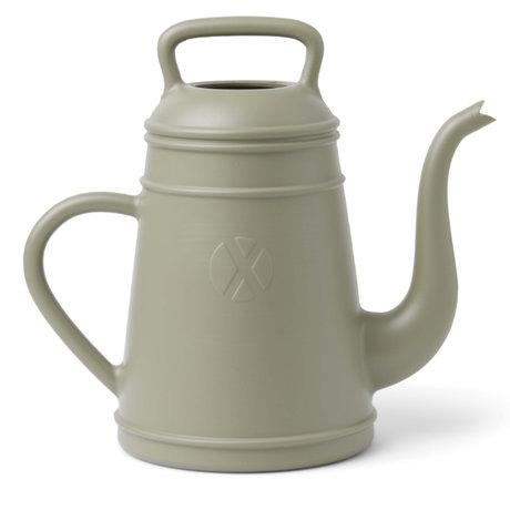 Xala Gieter Lungo olijf grijs kunststof ø39.5×22x36.5cm 8L