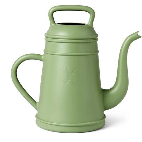 Xala Gieter Lungo oud groen kunststof ø39.5×22x36.5cm 8L