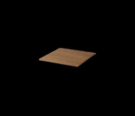 Ferm Living Dienblad Plant Box gerookt eiken 26x26x1,2cm