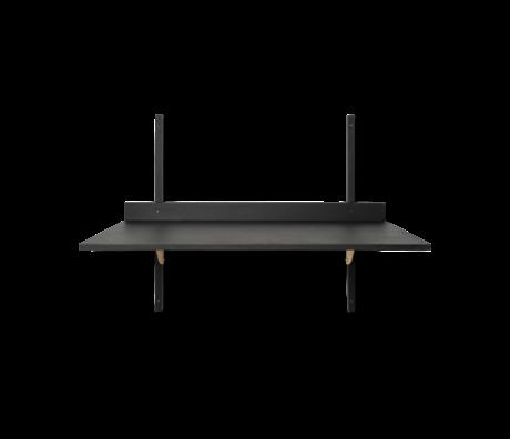Ferm Living Bureau Sector zwart multiplex met essenfineer 87x45,1x66,5cm
