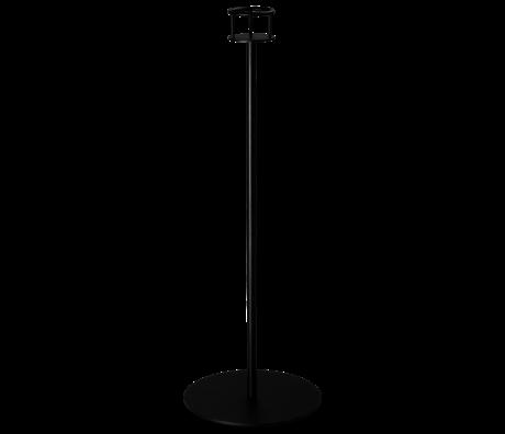 Ferm Living Houder Sanitizer zwart gepoedercoat metaal Ø30x85cm