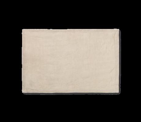 Ferm Living Placemat Linen natuur linnen 50x38cm set van 2