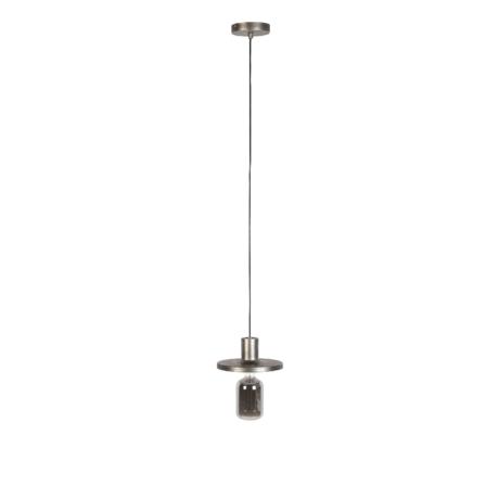 Zuiver Hanglamp Skye zilver metaal Ø20x9cm