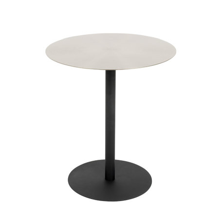 Zuiver SIDE TABLE SNOW BRUSHED SATIN