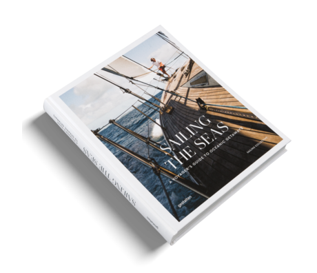Gestalten Boek Sailing the Seas multicolour papier 22,5x29cm