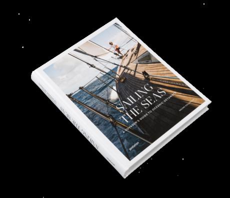 Gestalten Book Sailing the Seas multicolour paper 22.5x29cm