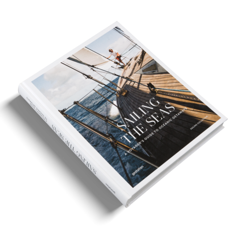 Gestalten Livre Sailing the Seas papier multicolore 22,5x29cm
