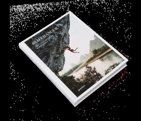 Gestalten Livre Cliffhanger papier multicolore 22,5x29cm