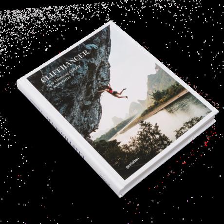 Gestalten Buch Cliffhanger mehrfarbiges Papier 22,5x29cm