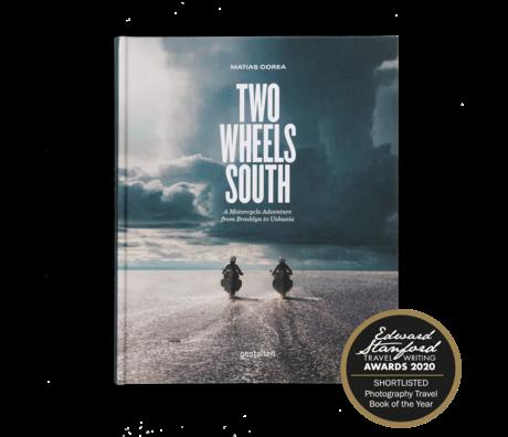 Gestalten Buch Two Wheels South Mehrfarbenpapier 21x26cm