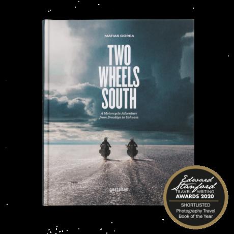 Gestalten Book Two Wheels South multicolour paper 21x26cm