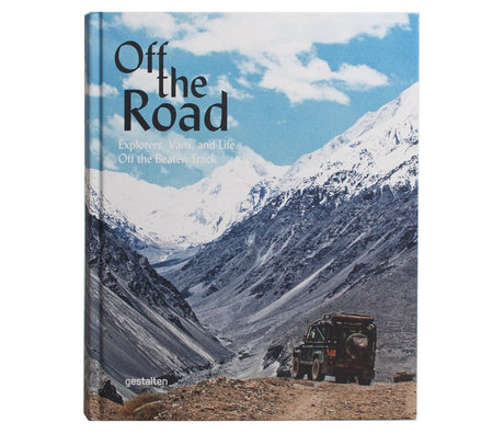 Gestalten Book Off the Road multicolour paper 21x26cm
