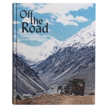 Gestalten Boek Off the Road multicolour papier 21x26cm