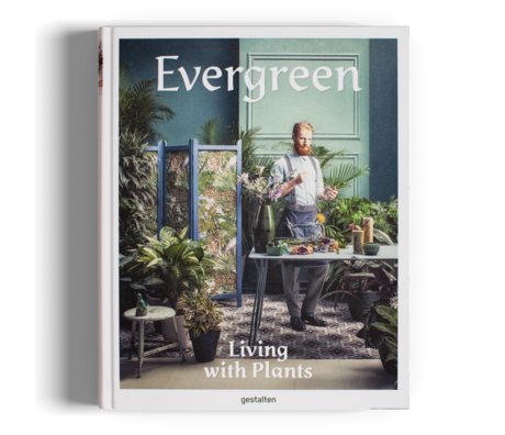 Gestalten Livre Evergreen multicolore papier 24x30cm