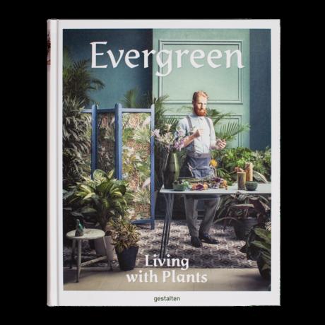 Gestalten Buch Immergrünes Mehrfarbenpapier 24x30cm