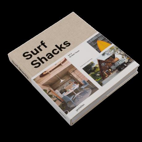Gestalten Book Surf Shacks Vol. 2 mehrfarbiges Papier 24x28cm