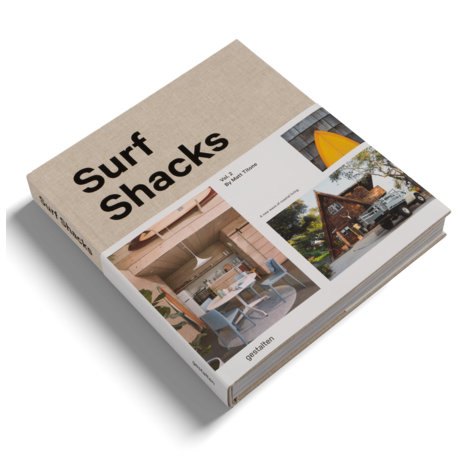 Gestalten Book Surf Shacks Vol. 2 multicolored paper 24x28cm