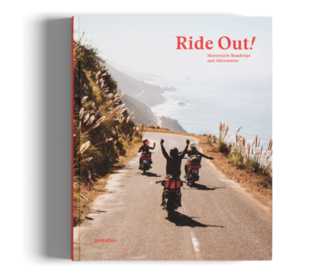 Gestalten Book Ride Out! mehrfarbiges Papier 24x30cm