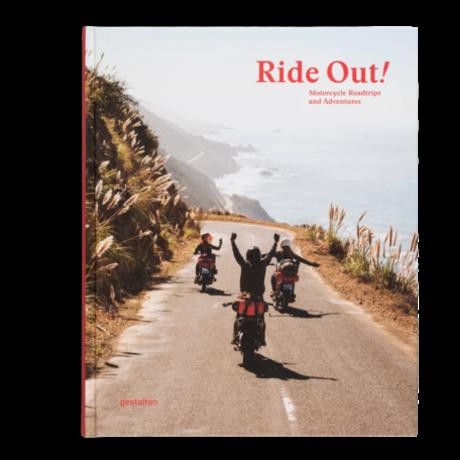 Gestalten Boek Ride Out! multicolour papier 24x30cm