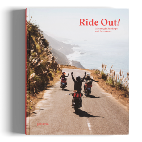 Gestalten Book Ride Out! multicolour paper 24x30cm