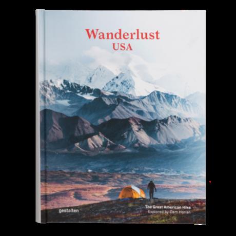 Gestalten Buch Wanderlust USA mehrfarbiges Papier 22,5x29cm