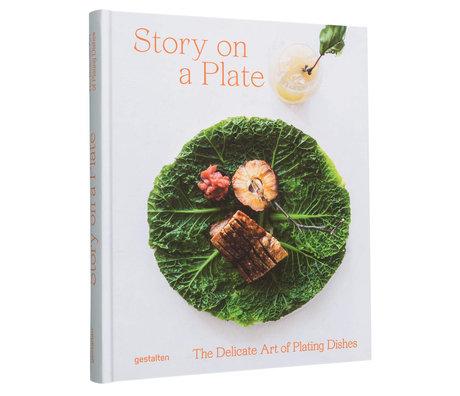 Gestalten Boek Story On a Plate multicolour papier 22,5x29cm