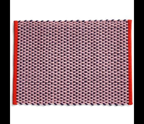 HAY Deurmat pink textiel 50x70cm