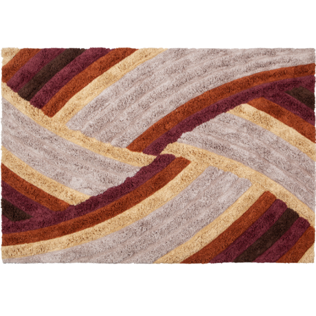 BePureHome Carpet Upbeat multicolor pes 170x240cm