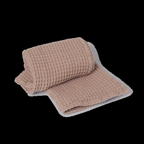 Ferm Living Towel Organic Dusty Pink cotton 70x140cm
