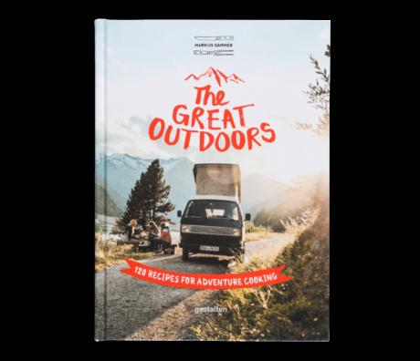 Gestalten Boek The Great Outdoors multicolour papier 20x27cm