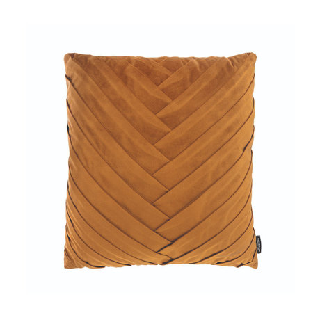 Riverdale Sierkussen eve goud polyester 45x45x19cm