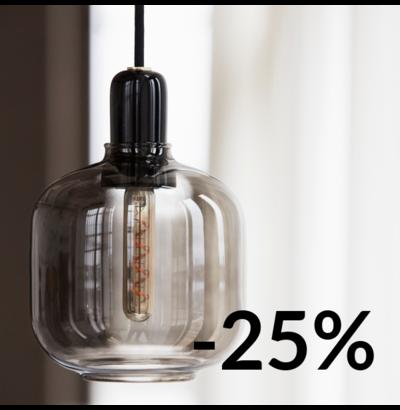 -25% réduction Ampoules Lampes Normann Copenhagen
