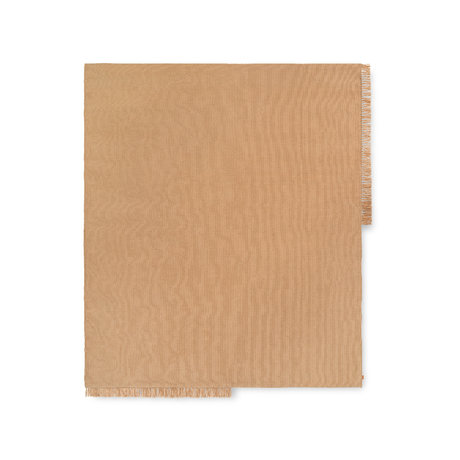 Ferm Living Vloerkleed Hem Square Zand Textiel 240x240cm