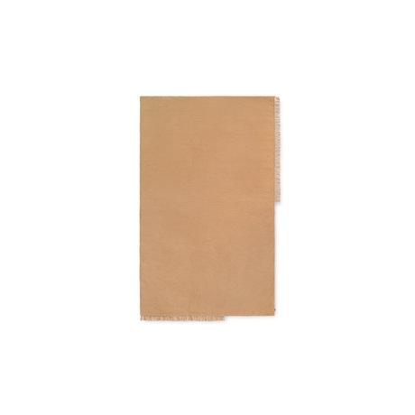 Ferm Living Vloerkleed Hem Small Zand Textiel 80x140cm