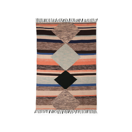 HK-living Vloerkleed Printed Indoor/Outdoor Multicolor Polyester 120x180cm