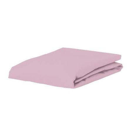 ESSENZA Hoeslaken Premium Jersey Fitted Sheet Lila Katoen 140/160x200/220cm