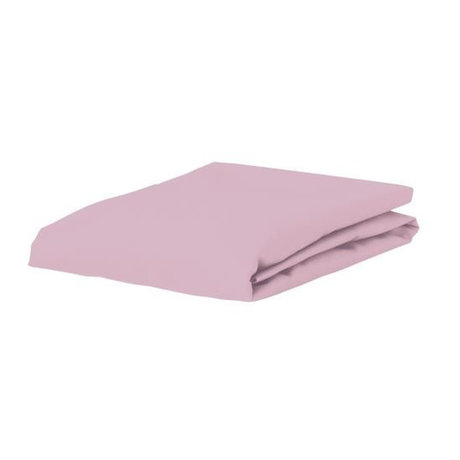 ESSENZA Hoeslaken Premium Jersey Fitted Sheet Lila Katoen 90/100x200/220cm