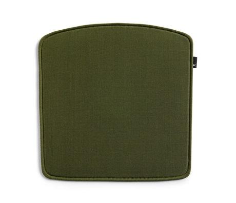 HAY Zitkussen Outdoor Élémentaire Groen Textiel 40,5x40x0,5cm