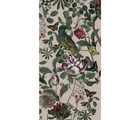 KEK Amsterdam Behang Bold Botanics Multicolor Vliesbehang 97,4x280cm (2 sheets)